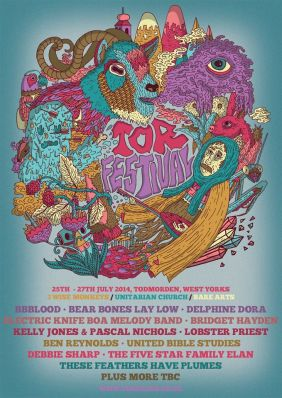 Playing at the inaugural Tor Fest on 26th July 2014